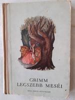 Retro, Grimm legszebb meséi 1958-as kiadás