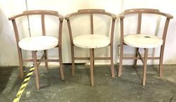 Thonet szék 3 db