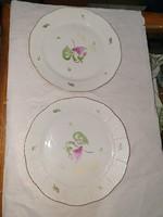 2 db Herendi tányér