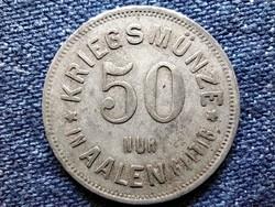 Németország Württemberg szövetségi állam, Aalen városa 50 Pfennig szükségpénz 19 (id49314)