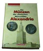 Die Münzen der römischen Münzstätte Alexandria / Alexandria római pénzverde pénzei