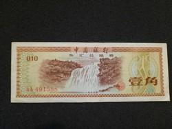 Kína Ropogós 10 Fen