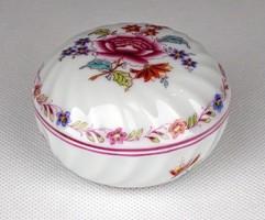 1E339 Régi Niang Herendi porcelán bonbonier 1943