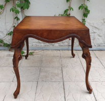 Barokk egyedi asztal különlegesség
