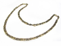 Arany férfi nyaklánc (K-Au91095)