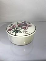 Villeroy & Boch porcelán bonbonier, ékszertartó