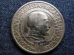 Svédország I. Gusztáv felszabadító hadjáratának 400. évfordulója .800 ezüst 2 Ko (id50791)