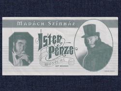Madách Színház Isten Pénze musical fantázia bankjegy (id50600)