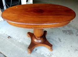 Empire Ovális Asztal