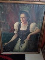 Rubovics Márk festmény!