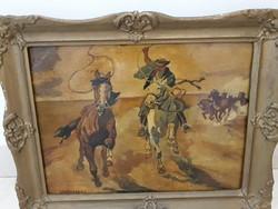 BENYOVSZKY ISTVÁN: eredeti festménye