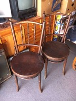Thonet szék,székpár,2 db
