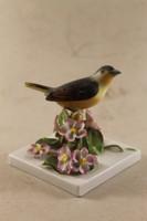 Herendi madár virágokkal 192