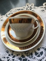 Gyűjtői KAHLA minőségi porcelán reggeliző szett