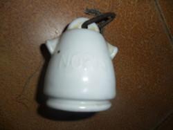 Drasche Noris porcelán foglalat lámpa alkatrész