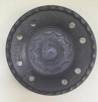 Kerámia tányér, falitányér - átmérő 20,5 cm