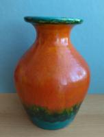 Polyák kerámia váza