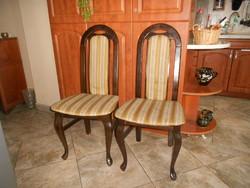 Ebédlő székek 6 db