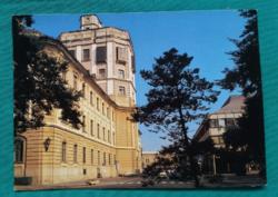 Magyarország,Eger,Tanárképző Főiskola postatiszta képeslap 1985