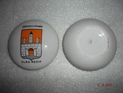 """"""" Drasche""""- Kőbányai porcelán bonbonier ---3--- - Székesfehérvár -"""