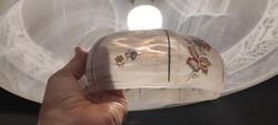 Gyönyörű antik különleges Szecessziós Art Deco làmpa,,búra, csillàr fali mennyezeti ,Muràno, Cseh