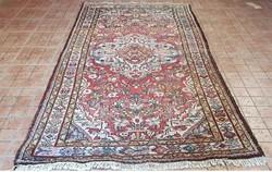 2706 Félantik Iráni Hamadan Kézi Perzsa Szőnyeg 267X136CM