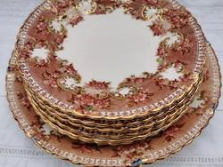 Angol süteményes készlet