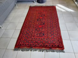 Afgán khal mohammadi 96x160 kézi gyapjú perzsa szőnyeg MM_722