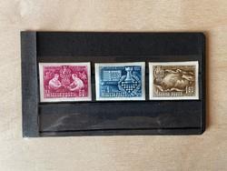 1950 Sakk (Sakkvilágbajnok-jelöltek versenye) vágott sor