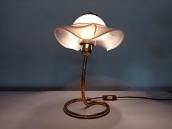 Ritka muránói asztali lámpa
