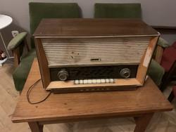 Régi Herold rádió