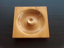 Fa asztali kínáló, fali dísz, falra akasztható