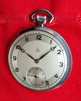 ALPINA Union Horlogere svájci férfi zsebóra