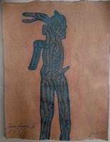 Gaál József  37x29 cm Művészpéldány szignált datált
