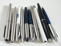 Parker tollak, töltőtollak (11 db)