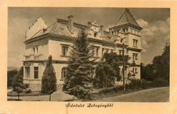 """*C"""" - 058 Futott magyarországi képeslapok  Zebegény  (eredeti 60 filléres)"""