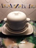 Retro - Alföldi porcelán Saturnus étkészlet