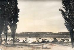 *Ba - 057  Balatont kedvelőknek: Zamárdi - kemping