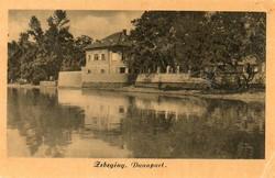 """*C"""" - 059 Futott magyarországi képeslapok  Zebegény - Dunapart  (eredeti 60 filléres)"""