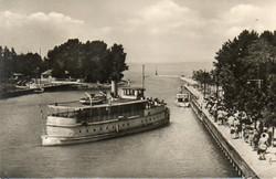 *Ba - 059  Balatont kedvelőknek: Siófok - kikötő