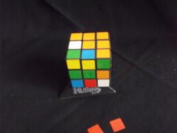 Régi Rubik kocka bűvös kocka logikai ügyességi játék