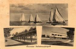 *Ba - 055  Balatont kedvelőknek: Balatonújhely