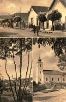 *B - 010  Posta tiszta Magyarország:  Szokolya - részletek  (eredeti 60 filléres)