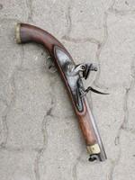 Kovás pisztoly, angol gyarnati?