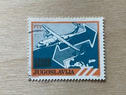 Jugoszlávia 1989 - Postal services
