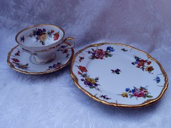 Maria Theresia reggeliző készlet