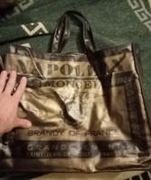 Retro Napoleon brandy táska ritka