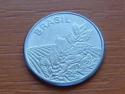 BRAZÍLIA BRASIL 5 CRUZEIROS 1980 KÁVÉ #