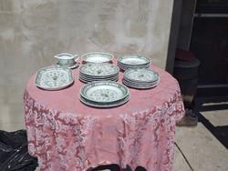 Kahla porcelán 6 személyes készlet