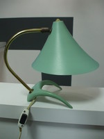 Louis Kalff tervezte varjú lábas Philips asztali lámpa 1950